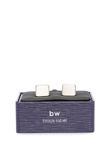 Babette Wasserman Kol Düğmesi Beyaz